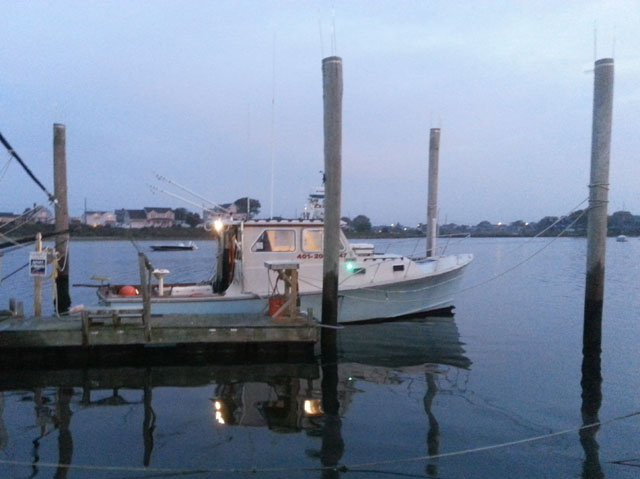 Early Morning FIshing Trips out of Rhode Island aboard the Carol J